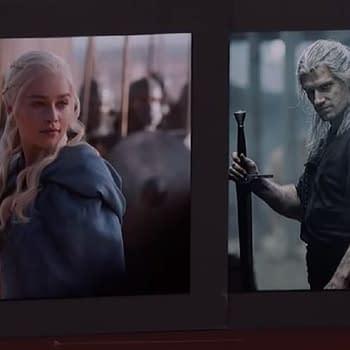The Witcher: Henry Cavill Talks Netflix Series Previews Scene Jimmy Kimmel Makes Interesting Observation [VIDEO]