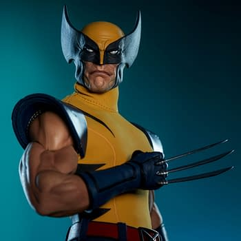Wolverine Stretches His Claws with New Figure from Sideshow