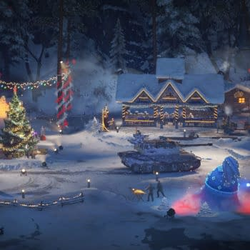 """""""World Of Tanks"""" Receives All-New Holiday Content"""