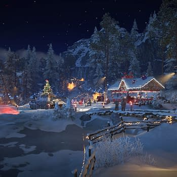 """World Of Tanks"" Receives All-New Holiday Content"