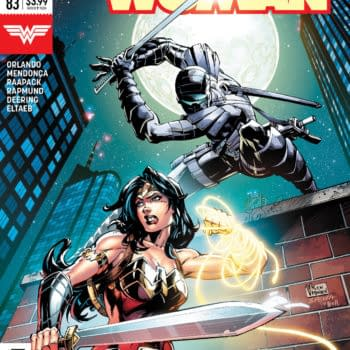 Wonder Woman Has No Gratitude for Cheetah in Wonder Woman #83 [Preview]