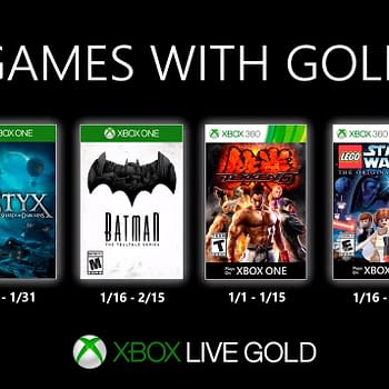 Xbox Revealed The Games With Gold Coming January 2020