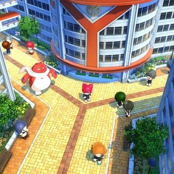 Yo-Kai Academy Y Gets A New Screenshot Via Twitter
