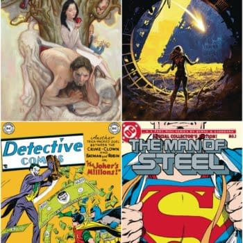 DC Cancelled Collections – Absolute Fables, John Byrne's Man Of Steel Omnibus, Golden Age Batman and Road To Legion