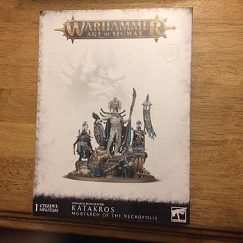 Review: Games Workshops Katakros Miniature &#8211 Age of Sigmar