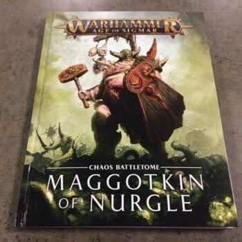 "Review: ""Maggotkin of Nurgle"" Battletome - ""Age of Sigmar"""