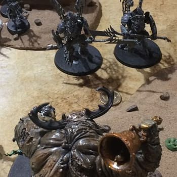 Maggotkin of Nurgle Vs Ossiarch Bonereapers &#8211 Age of Sigmar