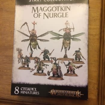 """Review: Games Workshop's """"Start Collecting! Maggotkin of Nurgle"""" Box"""