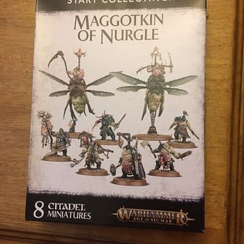 Review: Games Workshops Start Collecting Maggotkin of Nurgle Box