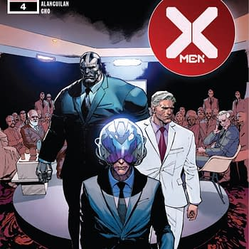 REVIEW: X-Men #4 &#8212 Sit Face To Face With The Nations Of Man And Talk About Their Momma