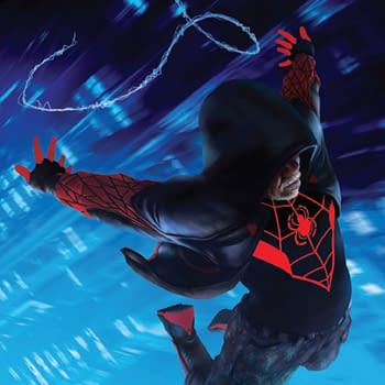 REVIEW: Miles Morales The End #1 &#8212 A Fitting Send Off For A Hero Just Starting To Forge A Legacy
