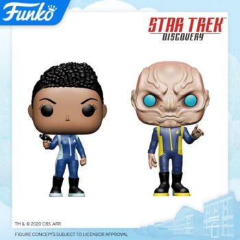 Funko London Toy Fair Reveals- Dinosaurs, Star Trek, and Hobbs & Shaw