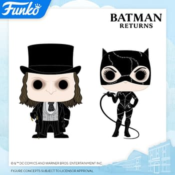 Batman Forever Returns and More Revealed at London Toy Fair