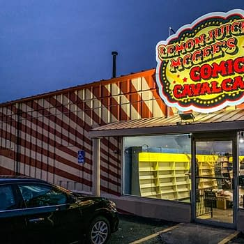 Lemonjuice McGees Comic Cavalcade Has Its Grand Opening in Somerset Kentucky Today
