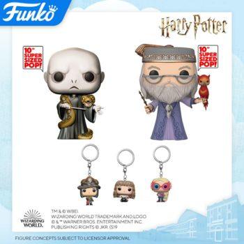 London Toy Fair Funko Pop Reveals - Harry Potter