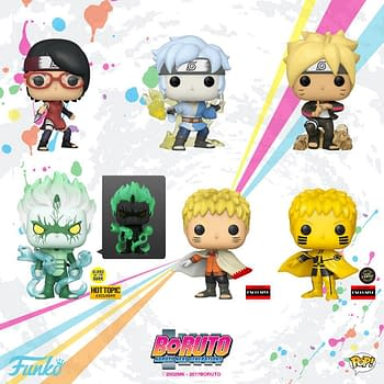 Funko Reveals Boruto: Naruto Next Generations Unveiled