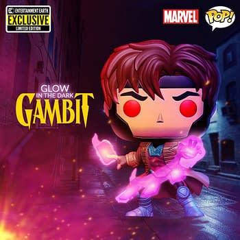 London Toy Fair Funko Pop Reveals &#8211 X-Men Rogue and Gambit