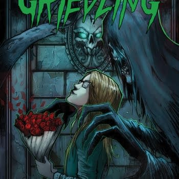 """October Faction Creators, Steve Niles and Damien Worm Launch """"Grievling"""" From Clover Press in April 2020 Solicits"""