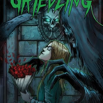 October Faction Creators Steve Niles and Damien Worm Launch Grievling From Clover Press in April 2020 Solicits