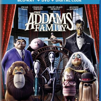 Giveaway: The Addams Family Blu-ray Combo Pack