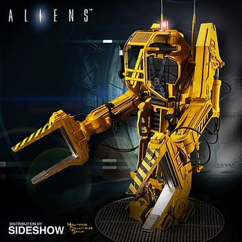 Aliens Gets Some Amazing Collectibles with HCG