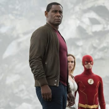 """Supergirl"" Star David Harewood Teases J'onn's New Super Suit"