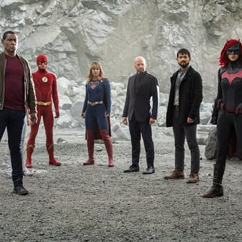 Crisis Management: CW Releases Arrow Preview Images Chapter Overview