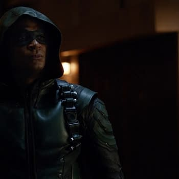Arrow Star David Ramsey on Diggle/Green Lantern Corp Rumors: You are Absolutely Going to Get Your Answers