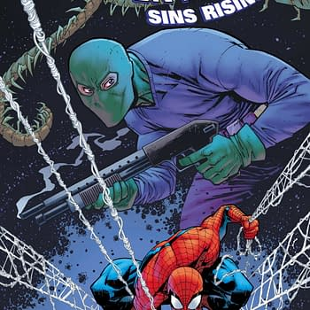 Get Ready for Another Spider-Man Event as Amazing Spider-Man Gets Sins Rising Prelude in April