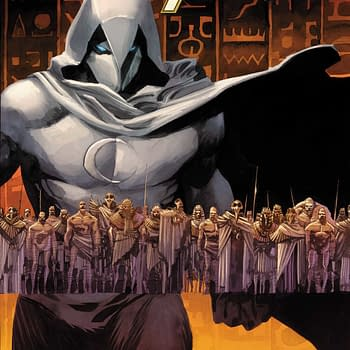 Age of Khonshu Begins Avengers Fall as Moon Knight Comes to Avengers in April