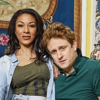 Channel 4s The Windsors Returns &#8211 and is Psychic About Meghan and Harry