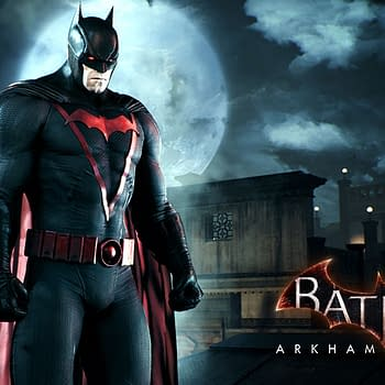 Rocksteady Studios Adds Earth 2 Skin To Batman: Arkham Knight