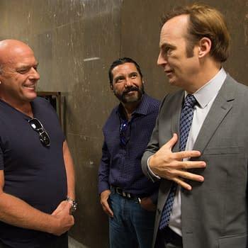 Better Call Saul Season 5: Dean Norris Steven Quezada Reprising Breaking Bad Roles Robert Forster Scene Included