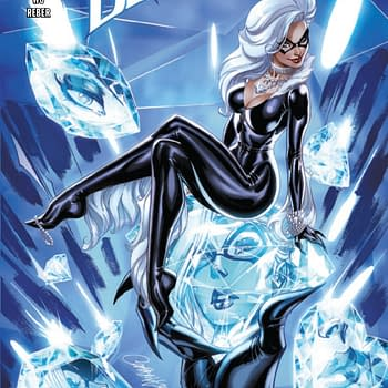 Black Cat Bonds With the Beetle in Black Cat #8 [Preview]