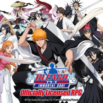 "Oasis Games Announces New Mobile RPG ""Bleach: Immortal Soul"""