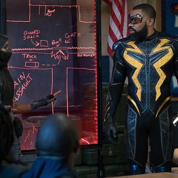 Black Lightning Season 3 Episode 10 The Book of Markovia: Chapter One: Blessings and Curses Reborn: New Universe Old Wounds [PREVIEW]