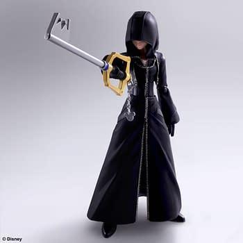 Kingdom Hearts III Xion is Back as New Bring Arts Figure