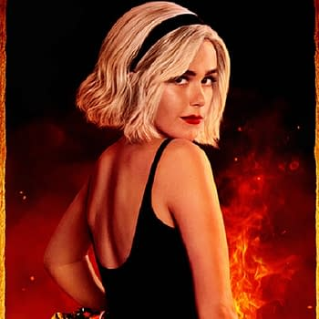 Chilling Adventures of Sabrina Part 3 Poster: If Sabrina Thought Cheerleading Was Hellish&#8230 [PREVIEW]