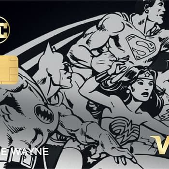 DC Launches Credit Card Line So You Can Afford Outrageously-Priced Comics