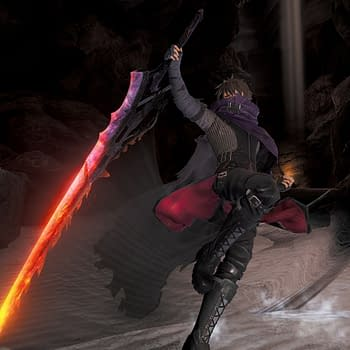 Code Vein Shows Off The New Hellfire Knight DLC