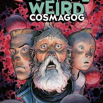 Black Hammers Colonel Weird Gets Origin Mini-Series from Jeff Lemire and Tyler Crook