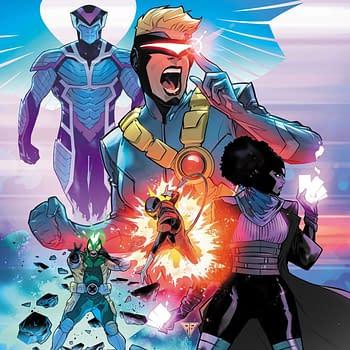 Vita Ayala and Bernard Chang Introduce New Gen Z X-Men in Children of the Atom this April