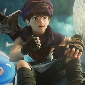 Dragon Quest: Your Story Hits Netflix Next Month