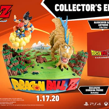 Dragon Ball Z: Kakarot Has A Missing Feature In The Collectors Edition