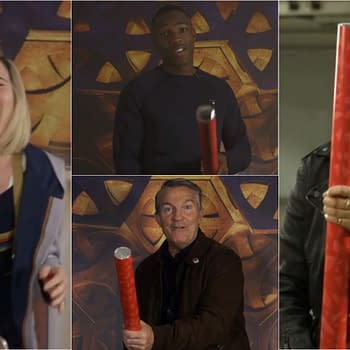 Doctor Who: Jodie Whittaker Mandip Gil Tosin Cole &#038 Bradley Walsh Wish Everyone A Happy Lunar New Year [VIDEO]