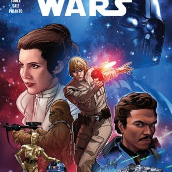 """REVIEW: Star Wars #1 -- """"The Stakes Aren't That High"""""""