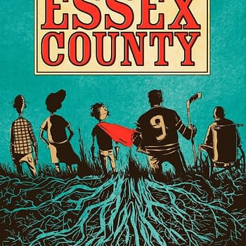 Essex County Creator Jeff Lemire Posts CBC Series Adapts Pilot Script Cover