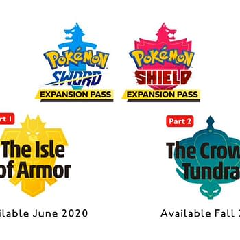 Pokémon Sword and Shield The Isle of Armor and The Crown Tundra Announced