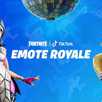 Fortnite &#038 TikTok Come Together For An Emote Contest
