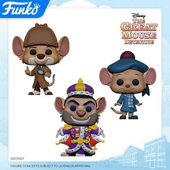 Funko London Toy Fair Reveals- Onward Gummi Bears and More.